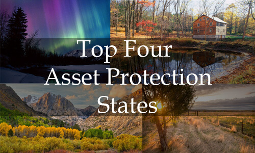 Asset Protection States